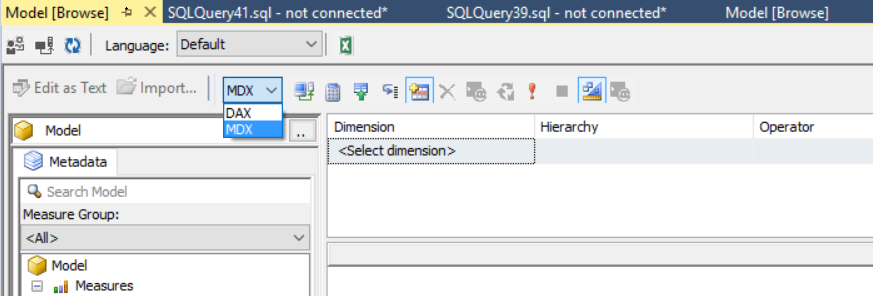 Troubleshoot DAX issue quickly with SQL Server Profiler and beyond
